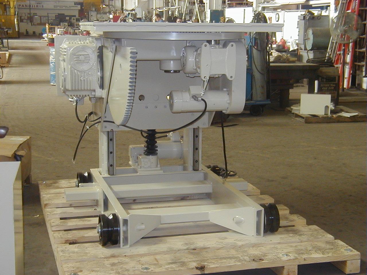 Pandjiris 45-12-VPL Positioner